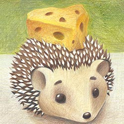 Hedgehog Green Bay Packer